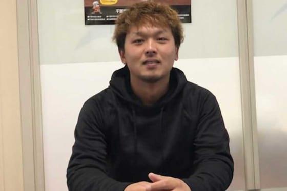 ロッテ・田村龍弘への質問は787件が集まった【写真提供:千葉ロッテマリーンズ】