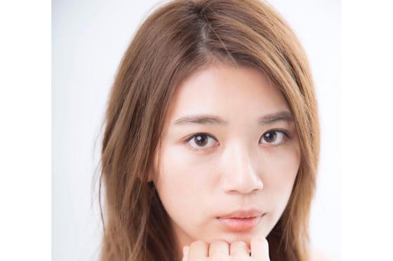 タレントでスポーツ女子の坪井ミサトさん【photo:Ryoma Kanoh hair&make:Hoshina Sumi】
