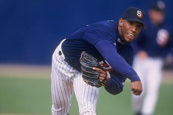 MLB時代のマーク・クルーン【写真:Getty Images】