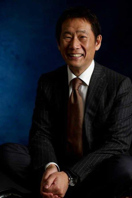 楽天でオーナー兼球団社長を務めた島田亨さん【写真提供:株式会社 USEN-NEXT  HOLDINGS】