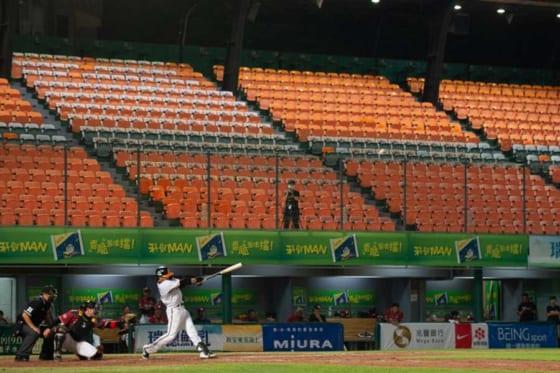 台湾では世界の主要リーグに先駆けて開幕した【写真:Getty Images】