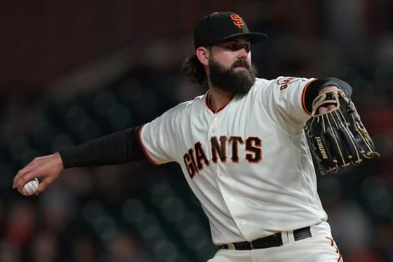 MLBではジャイアンツなどでプレーしたケーシー・ケリー【写真:Getty Images】