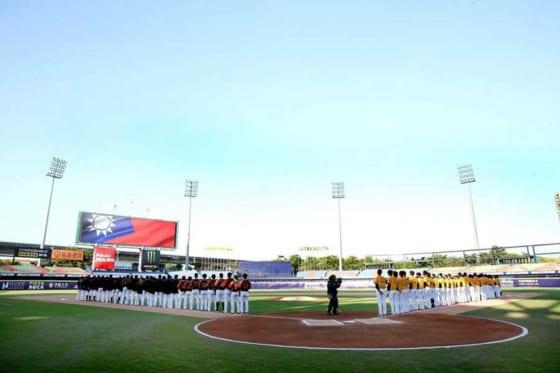 世界の主要リーグに先駆けて無観客で開幕した台湾プロ野球【写真提供:CPBL】