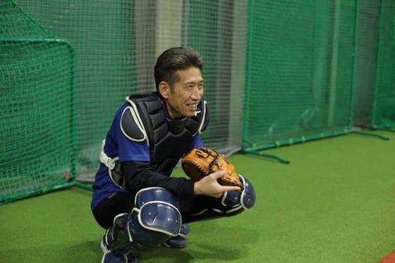 NPB4球団で捕手として活躍、コーチも務めた野口寿浩氏【写真:樋口瑞樹】