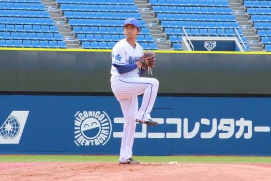 DeNA・今永昇太【写真提供:横浜DeNAベイスターズ】