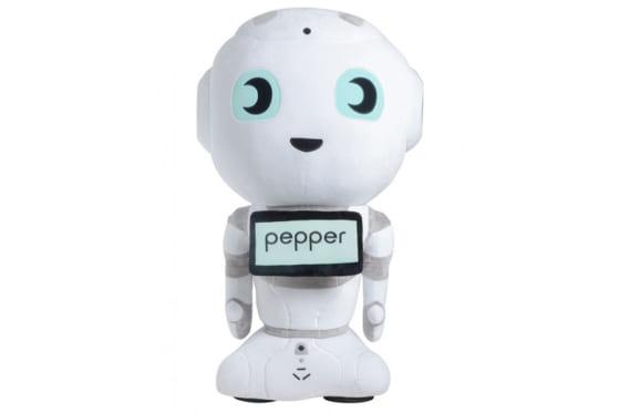 ダンスで無観客試合を盛り上げる  「Pepper」【写真提供:福岡ソフトバンクホークス】