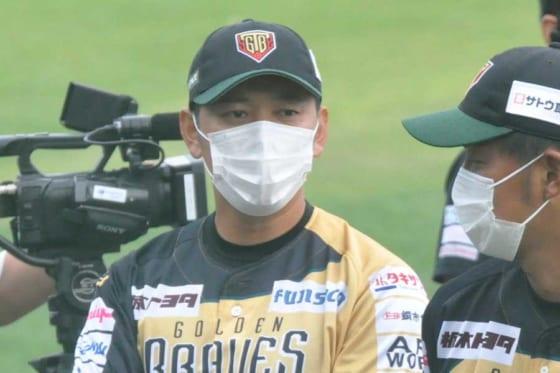 BC栃木・成瀬善久選手兼任コーチ【写真:小西亮】
