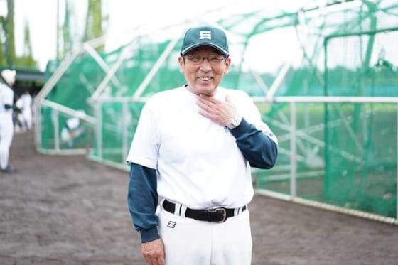 専大松戸・持丸修一監督【写真:荒川祐史】