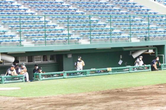 NPBに続き6月20日に開幕したルートインBCリーグ【写真:小西亮】