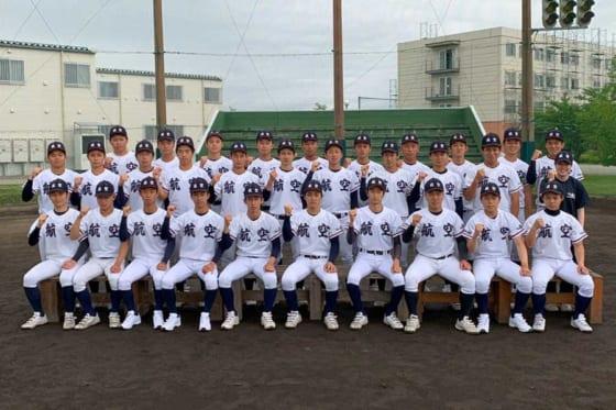 日本航空石川高校野球部【写真提供:日本航空石川高校】