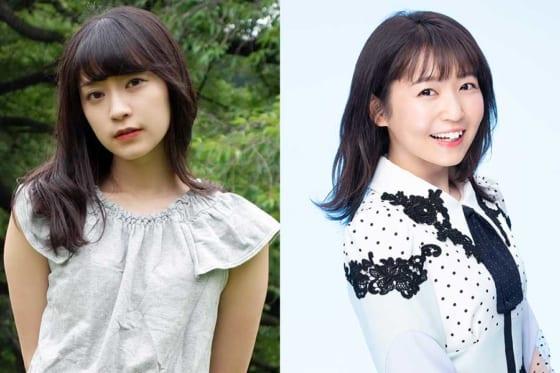 声優・役者として活躍する岩田陽葵さん(左)とSKE48の惣田紗莉渚さんをゲストに迎える【写真提供:埼玉西武ライオンズ】