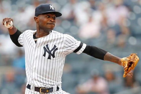 ヤンキースのドミンゴ・ヘルマン【写真:AP】