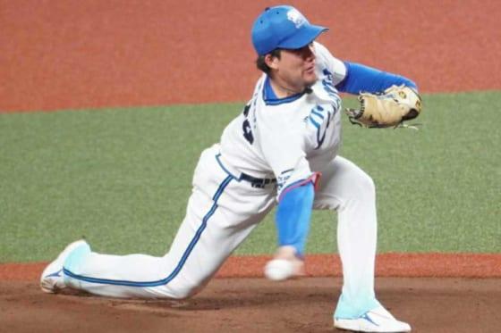 プロ初勝利を挙げた西武・與座海人【写真:宮脇広久】