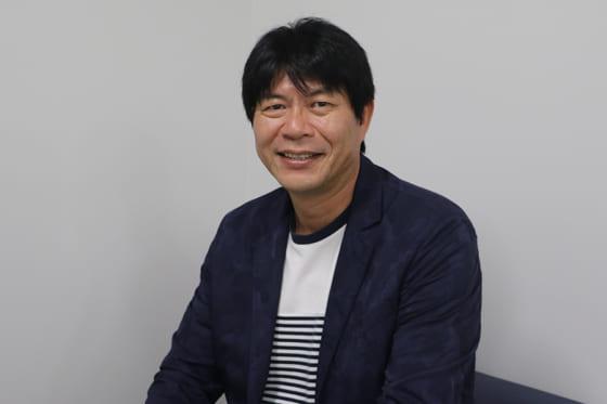 津久見OBの川崎憲次郎氏【写真:編集部】