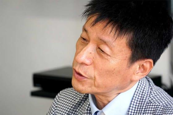 タレントとして活躍する山田雅人さん【写真:編集部】