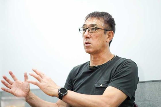 2012年からの2年間、中日でコーチを務めた平野謙氏【写真:荒川祐史】