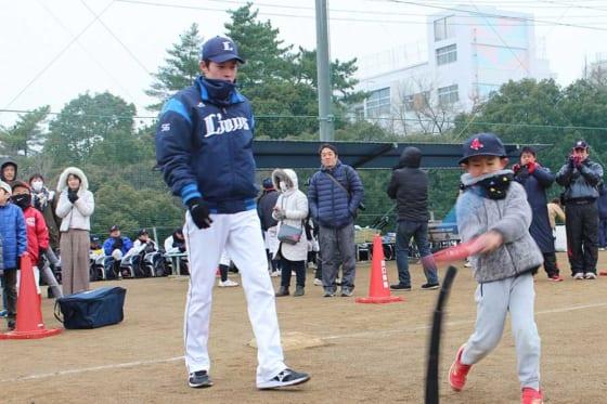 今季から西武のアカデミーコーチを務める金子一輝氏【写真提供:西武ライオンズ】