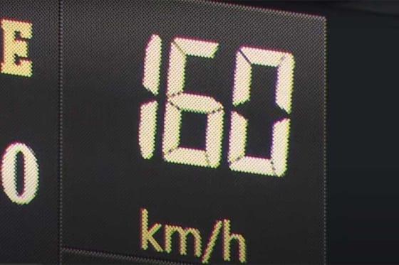 西武のギャレットが160キロを記録するも…【画像:パーソル パリーグTV】