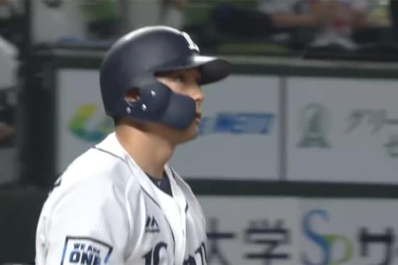 西武・栗山巧【画像:パーソル パリーグTV】