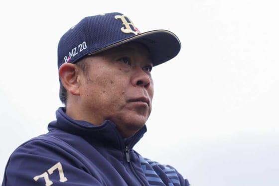 辞任を発表したオリックス・西村徳文監督【写真:荒川祐史】
