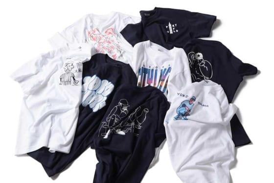 """""""横浜""""をテーマに発信するTシャツ企画「IT'S MY YOKOHAMA」がスタート【写真提供:横浜DeNAベイスターズ】"""