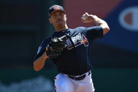 MLB通算108勝を誇るスコット・カズミアー(写真はブレーブス傘下所属時)【写真:Getty Images】