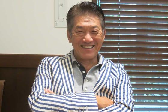 広島などで活躍した高橋慶彦氏【写真:編集部】