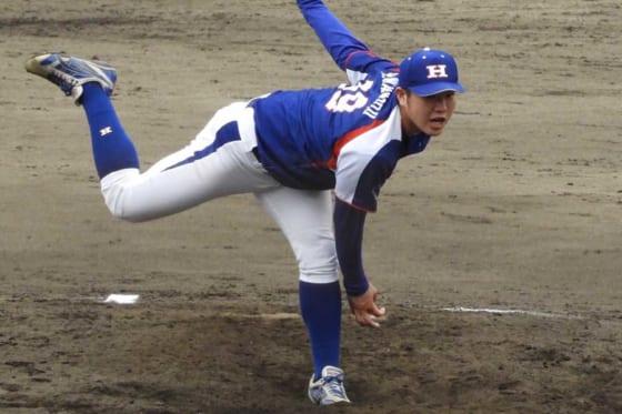 Honda鈴鹿・松本竜也【写真:福岡吉央】