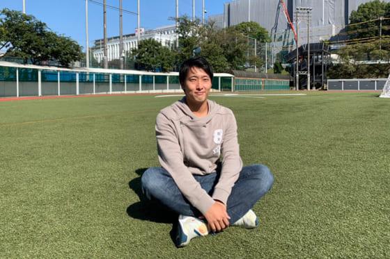 元ロッテ投手の島孝明さん【写真:本人提供】