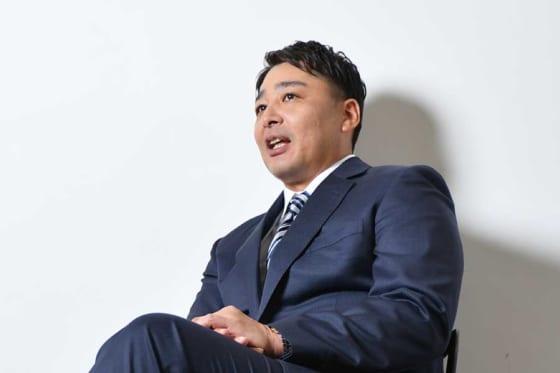 中日で活躍した森野将彦氏【写真:若林聖人】