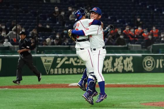 11年ぶり3回目の優勝を決めたホンダ【写真:荒川祐史】