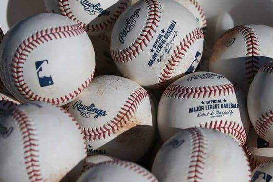 今シーズンのマイナーリーグのルール変更が発表された【写真:AP】