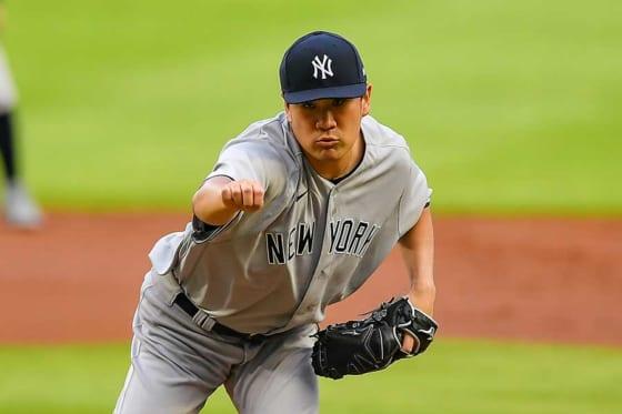 ヤンキースからFAとなっている田中将大【写真:Getty Images】