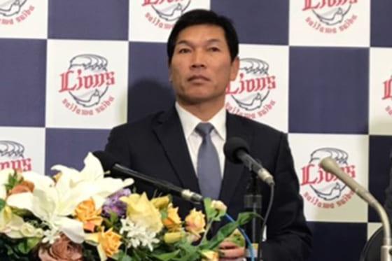 現在は埼玉西武ライオンズ・レディースの監督を務める新谷博氏【写真:編集部】