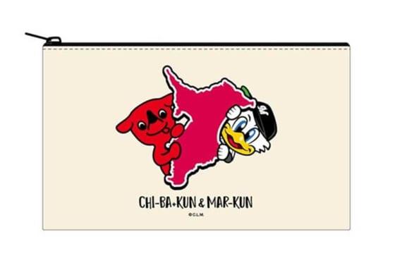 千葉県のマスコットキャラクターであるチーバくんとのコラボグッズの受注販売を開始【写真提供:千葉ロッテマリーンズ】