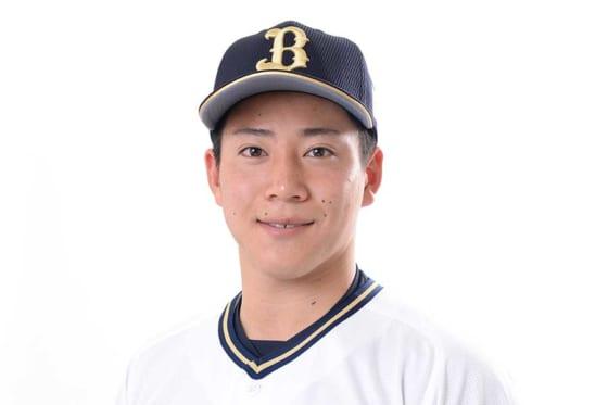 オリックスのドラフト3位ルーキー・来田涼斗【写真提供:オリックス・バファローズ】