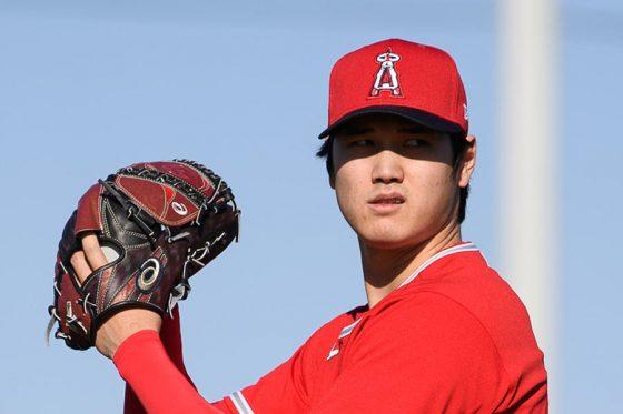 エンゼルス・大谷翔平【写真提供:Angels Baseball】