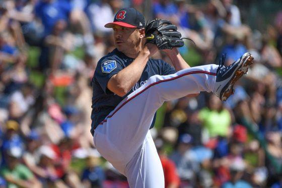 MLB通算108勝を誇るスコット・カズミアー【写真:Getty Images】