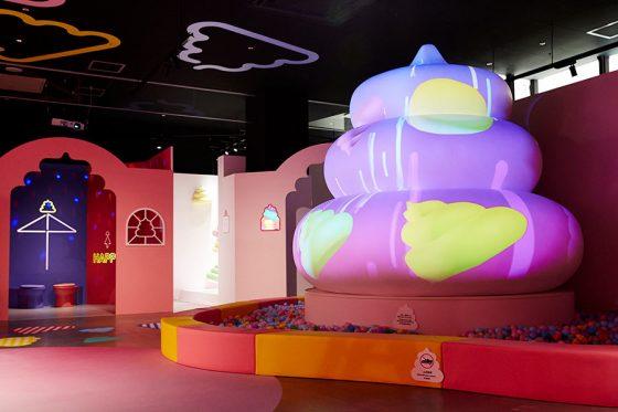 ソフトバンクは3月20日から「BOSS E・ZO FUKUOKA」にて「うんこミュージアム」を開催することを発表【写真:球団提供】