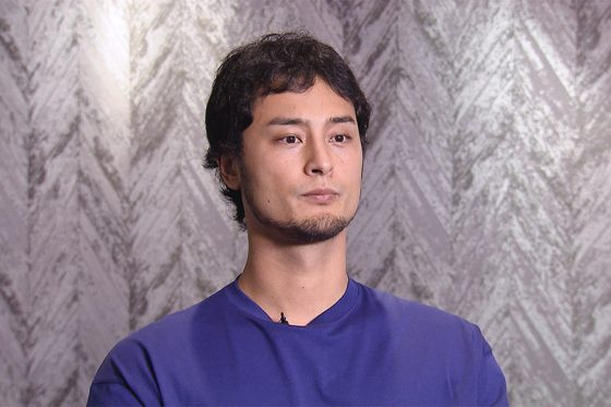 パドレス・ダルビッシュ有【写真提供:テレビ朝日】