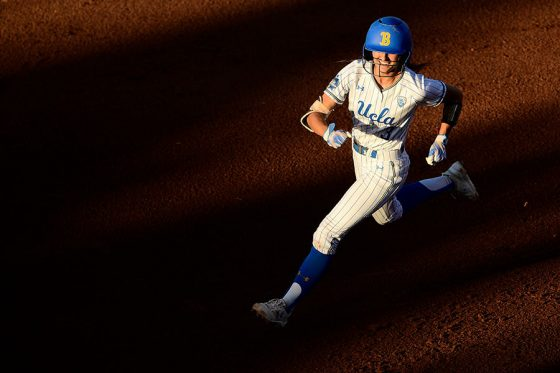 """内野安打で一塁走者が生還する""""珍現象""""が起こった(写真はイメージ)【写真:Getty Images】"""