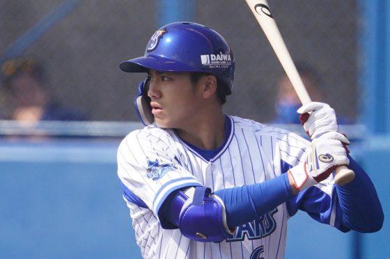 DeNA・森敬斗【写真:荒川祐史】