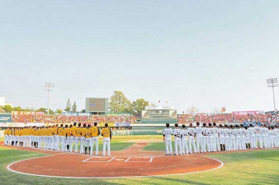 台湾プロ野球が開幕した【写真提供:中華職業棒球大連盟CPBL】