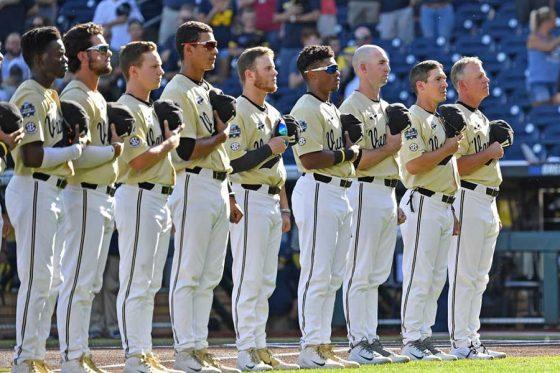 米大学野球界の強豪・バンダービルト大【写真:Getty Images】
