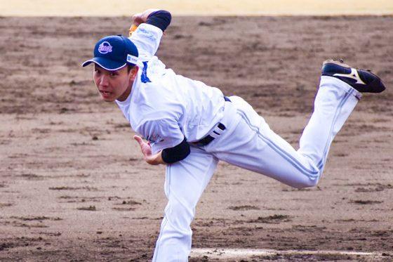 今季は茨城アストロプラネッツに所属していた坂田将人