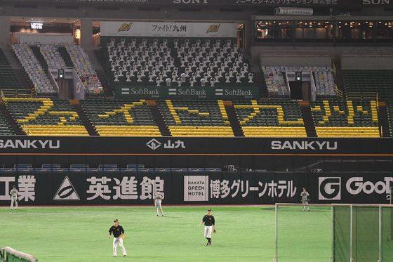 熊本地震発生から14日で5年となり、工藤公康監督が九州への思いを語った【写真:藤浦一都】
