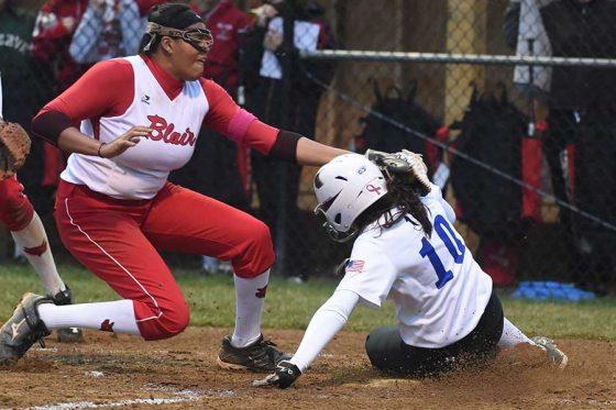 米大学女子ソフトボールでの好走塁が話題に(写真はイメージ)【写真:Getty Images】
