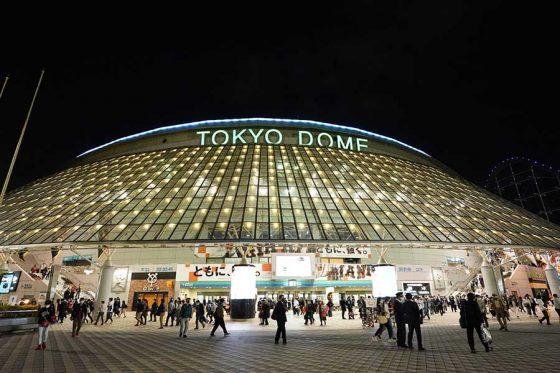 巨人は東京ドームで25日に予定されている広島戦を通常通り有観客のままで開催すると発表した【写真:荒川祐史】