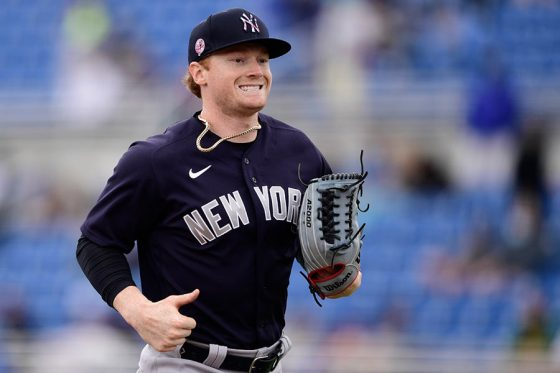 ヤンキースのクリント・フレイジャー【写真:Getty Images】
