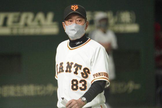 巨人・原辰徳監督【写真:荒川祐史】